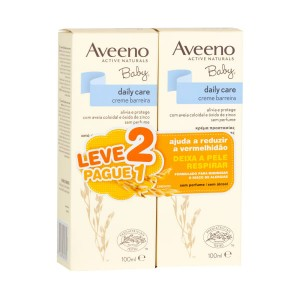Aveeno Baby Cr Barreira 100ml Duo