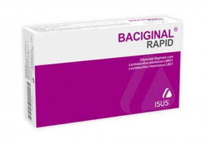 Baciginal Rapid Caps Vag X14