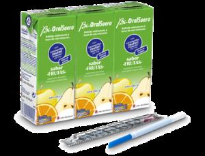 Bi-Oralsuero Sol Or 200mlx3 Frutas