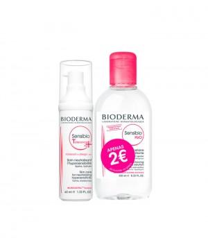 Sensibio Bioderma Tol+ Cr40+Sol Mic H2o 250