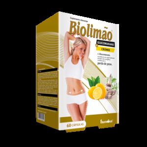Biolimao glucomanano+cromio 60caps