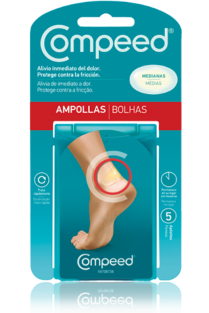 Compeed Penso Bolhas Med X 5
