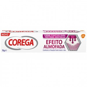 Corega Cr Fix Prot Efeit Almofada 70G