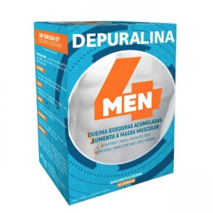 Depuralina 4 Man Caps X60