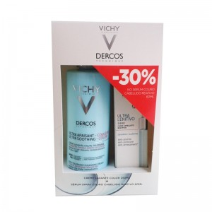 Dercos Ultra-Apaz Color Cr Lavant+Serum-30%