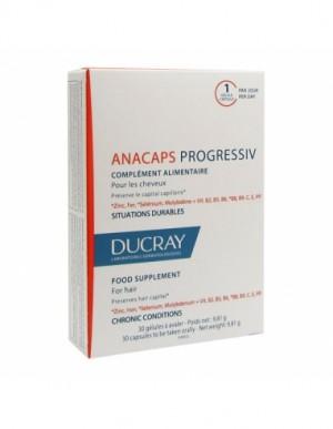 Ducray Anacaps Progressiv Caps X30