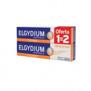 Elgydium Past Dent Caries 75ml Duo
