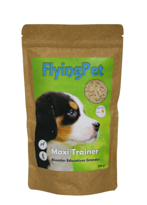 FlyingPet Maxi Trainer biscoito educativo 200g