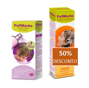 Fullmarks Spray 150+Ch150ml+Desc50%