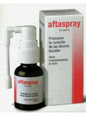 Aftaspray Spray Or 20 Ml