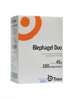 Blephagel Cpssa + Gel Palpebras
