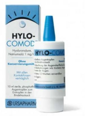 Hylo Comod Colirio 10 Ml