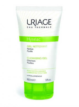 Uriage Hyseac  Gel Limp Suave 150ml