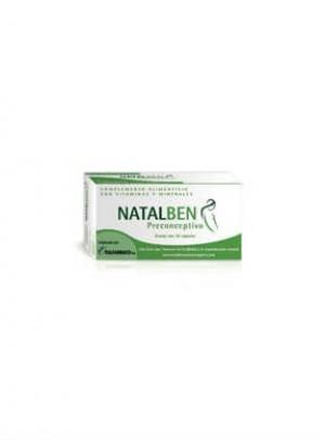 Natalben Preconc Caps X 30
