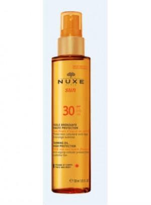Nuxe Sun Oleo Bronz Spf30 150ml