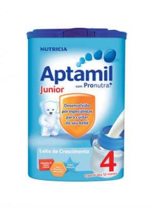 Aptamil Junior 4 Leite Cresc Po 750g