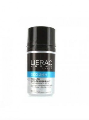 Lierac Homme Duo Deo 24h Roll On 50ml