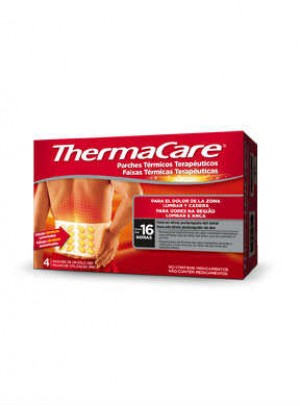 Thermacare Faixa Term Lombar Ancax4