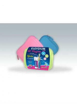 Elgydium Kids Kit Viagem+Esc Shark