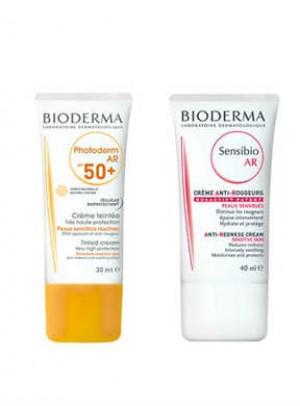 Bioderma Sensibio Ar Pack Creme + Creme SPF50+
