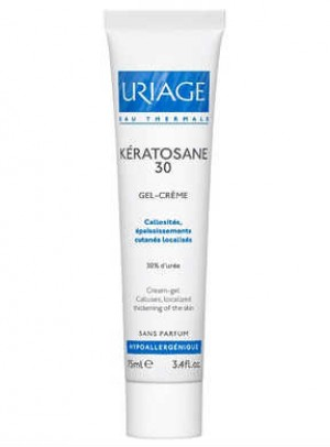 Uriage Keratosane 30 Gel Queratolitico 75ml