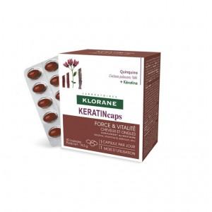 Klorane Capilar Keratincaps X30 X3
