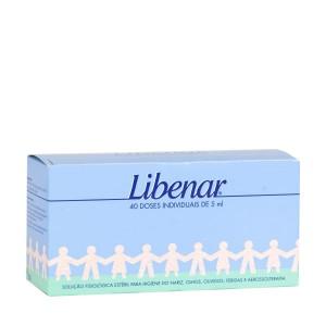 Libenar Baby Soro Fisiol Esterilx40