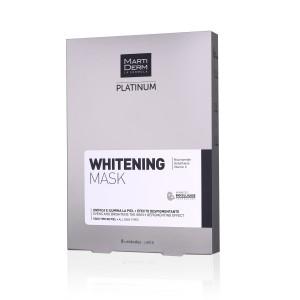 Martiderm Platinum Duo Whitening Mask 2 x 5 saqueta(s) Edição Limitada