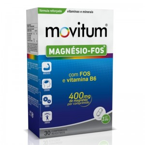 Movitum Magnesio Fos Comp Rev X30