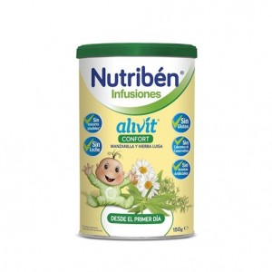 Nutriben Infusao Alivit Confort 150g