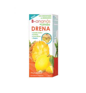 Drena B Ananas + Limão Sol 500ml