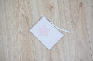 Mime Porta documentos rosa