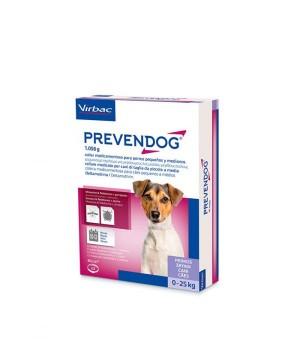 Prevendog Coleira Medicamt Cao 0-25kg 60cm