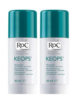 Roc Higiene Promo Deo Keops Stick X 2