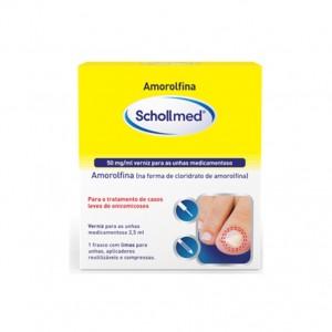 Amorolfina Schollmed
