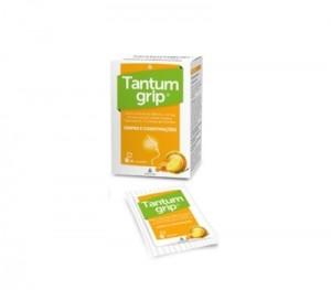 Tantumgrip sabor a mel-limão
