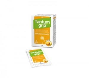 Tantumgrip sabor a laranja