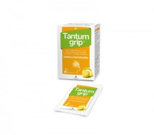 Tantumgrip sabor a limão