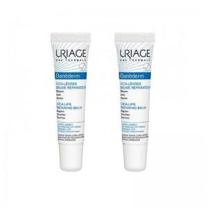 Uriage Bariéderm Duo Bálsamo labial 2 x 15 ml