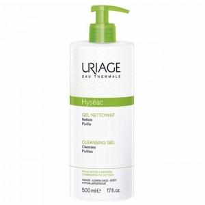 Uriage Hyseac  Gel Limp Suave 500ml